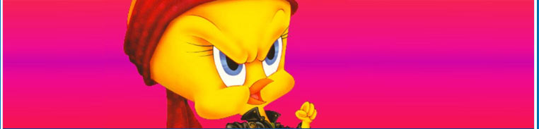 Tweety Bird : The Looney tunes spot
